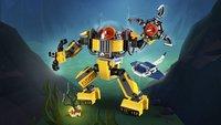 LEGO Creator 3-in-1 31090 Onderwaterrobot-Afbeelding 4