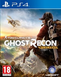 PS4 Tom Clancy's Ghost Recon: Wildlands ENG/FR