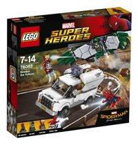 LEGO Super Heroes 76083 L'attaque aérienne de Vautour