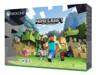 XBOX One S 500 GB + Minecraft-Détail de l'article
