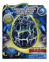 Interactieve figuur Dragons Hatching Toothless-Vooraanzicht