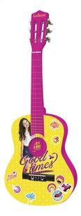 Lexibook guitare classique Soy Luna 6 cordes avec livret-Détail de l'article