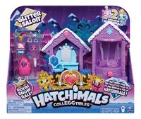 Speelset Hatchimals CollEGGtibles Glitter Salon Royal Snow Ball-Vooraanzicht