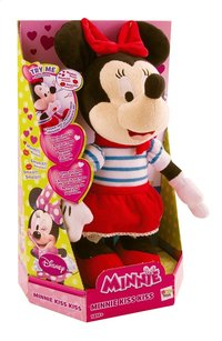 Interactieve knuffel Minnie Mouse kiss kiss