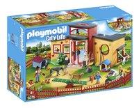 PLAYMOBIL City Life 9275 Dierenpension-Linkerzijde