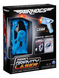 Air Hogs voiture RC Zero Gravity Laser bleu-Côté gauche
