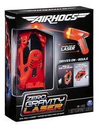 Air Hogs voiture RC Zero Gravity Laser rouge-Côté gauche