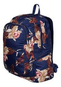 Roxy sac à dos Alright Castaway Floral Blue Print-Côté droit