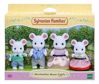Sylvanian Families 5308 - Famille Souris Marshmallow-Avant