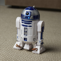 Hasbro robot Star Wars Intelligent R2-D2-Image 1