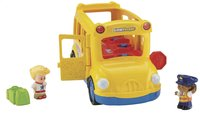 Fisher-Price Little People schoolbus Lil'Movers-Vooraanzicht