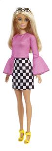 Barbie poupée mannequin  Fashionistas Original 104 - Checkered Chick-commercieel beeld