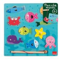 Goula puzzle magnétique Pêche-Avant
