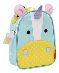 Skip*Hop lunchtas Zoo Pack unicorn-Linkerzijde