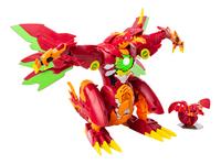 Bakugan Dragonoid Maximus Dynamic Transformation!-Linkerzijde