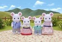 Sylvanian Families 5308 - Famille Souris Marshmallow-commercieel beeld
