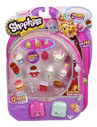 Shopkins set de jeu 12 figurines, Série 5-Avant