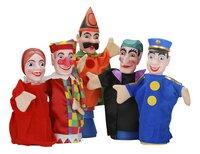 Théâtre de marionnettes Kasper 3 en 1-Détail de l'article