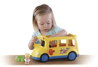 Fisher-Price Little People schoolbus Lil'Movers NL-Image 1