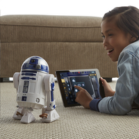 Hasbro robot Star Wars Intelligent R2-D2-Image 3