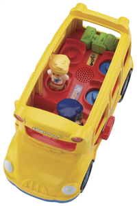 Fisher-Price Little People schoolbus Lil'Movers-Bovenaanzicht