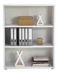 Boekenkast Calvia 7 - 3 planken-Afbeelding 1