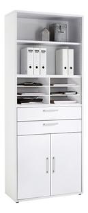 Lades en deuren voor boekenkast Calvia 7 en 8-Afbeelding 1