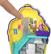 Polly Pocket speelset World Cupcake Compact-Afbeelding 1