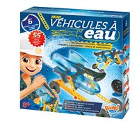Buki France Mini voertuigen op waterenergie