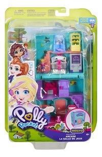 Polly Pocket speelset micro Polyville speelhal-Vooraanzicht
