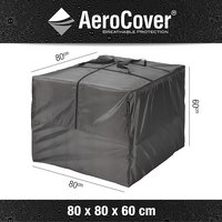 AeroCover Beschermtas voor vierkante kussens polyester L 80 x B 80 x H 60 cm-Artikeldetail