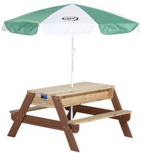 AXI table de pique-nique pour enfants Nick Sable et Eau avec parasol-Détail de l'article