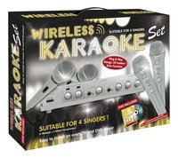 Wireless Karaoke Set