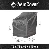 AeroCover beschermhoes voor loungezetel L 75 x B 78 x H 110 cm polyester-Artikeldetail