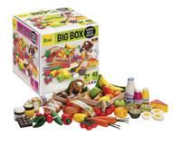 Erzi houten speelset Winkelwaren Big box 43-delig-Artikeldetail