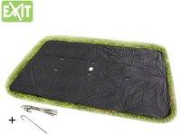 EXIT afdekzeil voor trampoline 3,66 x 2,14 m