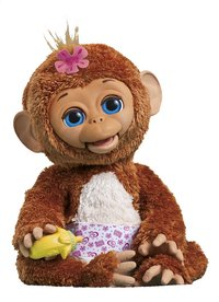 FurReal Friends peluche interactive Cuddles My Giggly Monkey-Avant