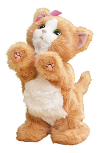 FurReal Friends peluche interactive Daisy-commercieel beeld