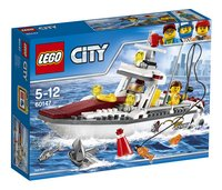 LEGO City 60147 Le bateau de pêche