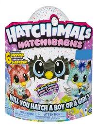 Interactieve knuffel Hatchimals Hatchibabies Foxfin-Vooraanzicht