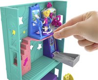 Polly Pocket speelset micro Polyville speelhal-Afbeelding 1