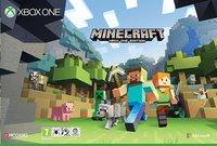 XBOX One S 500 GB + Minecraft-Afbeelding 1