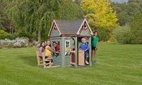 Backyard Discovery houten speelhuisje Victorian Inn-Afbeelding 5