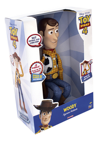 Lansay figurine interactive Toy Story 4 Woody parlant-Côté gauche
