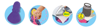 SES strijkparels Beedz Prinsessen met diamanten-Artikeldetail