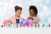 Speelset Hatchimals CollEGGtibles Glitter Salon Royal Snow Ball-Afbeelding 5