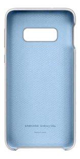 Samsung coque Silicone Cover pour Galaxy S10e White-Avant