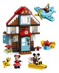 LEGO DUPLO 10889 La maison de vacances de Mickey-Avant