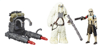 Set Star Wars Rogue One deluxe pack Moroff & Scarif Stormtrooper Squad Leader-Avant