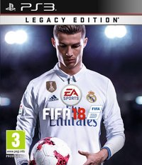 PS3 Fifa 18 Legacy Edition FR/NL